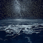Stars over the Atlantic - photomanipulation<br /> REDBUBBLE Prints: http://www.redbubble.com/people/dyrkwyst/works/22448257-the-dreaming-ocean?p=canvas-print&rel=carousel<br /> <br /> Society6: https://society6.com/product/the-dreaming-ocean-zco_print#s6-4700029p4a1v45