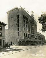 3/1/1926 Construction of the El Capitan Theater