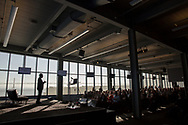 The Lean Startup Week, a seven day gathering of entrepreneurs, is held at Pier 27, Hyatt Centric Fisherman's Wharf Hotel, and many other San Francisco venues from October 31st through November 6th 2016. (© 2016 Photo by The Lean Startup Co./Jakub Mosur and Erin Lubin)