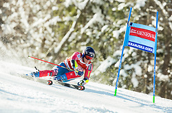Tim Jitloff (USA) competes during 9th Men's Giant Slalom race of FIS Alpine Ski World Cup 55th Vitranc Cup 2016, on March 4, 2016 in Kranjska Gora, Slovenia. Photo by Vid Ponikvar / Sportida