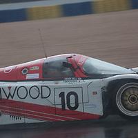 #10 Porsche 962,         Derek Bell, Group C,          Le Mans 24H, 2012