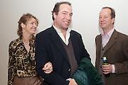PETRONELLA WYATT; TOBY MOTT; GRAHAM SOUTHERN, Mandala for Crusoe, Exhibition of work by Francesco Clemente. Blain/Southern. Hanover Sq. London. 29 November 2012