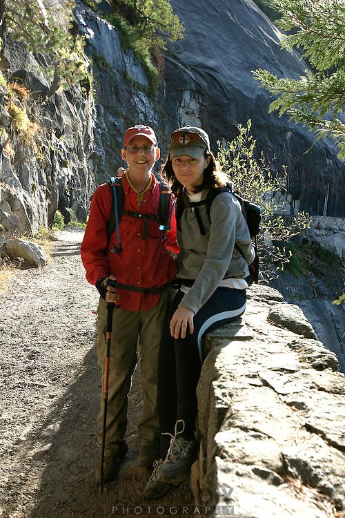 Deb Mosley and Catherine Saki.