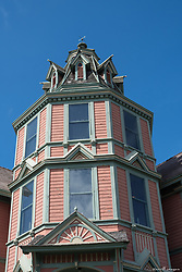North America, United States, Washington, Port Townsend. Victorian house