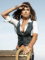 20120115: USA- Russian model and player Cristiano girlfriend Irina Shayk photoshoot for Guess clothing 2012.<br /> PHOTO: CITYFILES