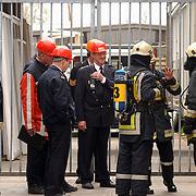 Brandweerwedstrijden Huizen, jury, scheidsrechter