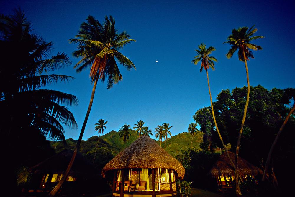 Hotel Sofitel Ia Ora, Moorea, French Polynesia