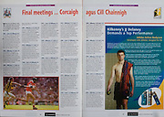 All Ireland Senior Hurling Championship Final,.12.09.2004, 09.12.2004, 12th September 2004,.Senior Cork 0-7, Kilkenny 0-9,.Minor Kilkenny 1-18 ,  Galway 3-12 (draw),.12092004AISHCF,.KIlkenny's JJ Delaney, Addidas,
