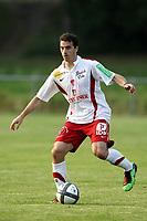 FOOTBALL - FRIENDLY GAMES 2010/2011 - STADE BRESTOIS v FC ISTRES - 09/07/2010 - PHOTO ERIC BRETAGNON / DPPI - PHILIPPOS DARLAS (BREST)