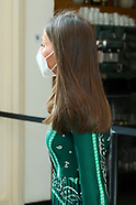 051121 Queen Letizia attends 43rd edition of the SM Awards for Children's and Young Adult Literature