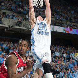 2006-02-26 Maryland Terrapin at North Carolina Tar Heels Basketball