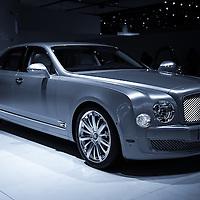 """2014 Bentley Mulsanne"" mono<br /> <br /> The sleek and stylish 2014 Bentley Mulsanne! <br /> <br /> Cars and their Details by Rachel Cohen"