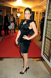 RACHEL STEVENS at the 2009 South Bank Show Awards held at The Dorchester, Park Lane, London on 20th January 2009.