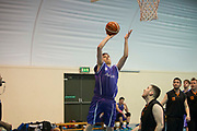 11/02/2017, Colin Doheny - Basketball at St. Pats, Navan<br /> <br /> Photo: David Mullen / www.cyberimages.net <br /> ©David Mullen<br /> ISO: 4000; Shutter: 1/800; Aperture: 2.8; <br /> File Size: 2.7MB<br /> Print Size: 8.6 x 5.8 inches