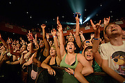 Atmosphere from Fall Out Boy's sold out performance at the Pageant in St. Louis on June 28, 2013., 2013.
