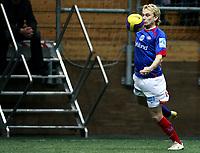 Fotball<br /> Treningskamp<br /> Tippeligaen<br /> Vallhall<br /> 08.02.08<br /> Vålerenga VIF - Nybergsund IL - Trysil<br /> Sebastian Mila - I kiss futbol<br /> Foto - Kasper Wikestad