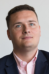 © Licensed to London News Pictures. 02/09/2018. London, UK.  Wes Streeting MP at the Jewish Labour Movement Conference 2018..  Photo credit: Vickie Flores/LNP