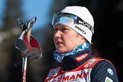 05.01.2011, Nordic Arena, Toblach, ITA, FIS Cross Country, Tour de Ski, Qualifikation Sprint Women and Men, im Bild Britta Johansson Norgren  (SWE, #13). EXPA Pictures © 2011, PhotoCredit: EXPA/ J. Groder