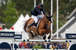 Bost Roger Yves, (FRA), Sydney Une Prince  <br /> Furusiyya FEI Nations Cup presented by Longines <br /> La Baule 2016<br /> © Hippo Foto - Dirk Caremans<br /> 13/05/16