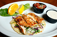 2020 Silky Sullivans Restaurant & Irish Pub food menu. Stock photos.  ©ShellyCastellano/SCPIX