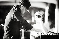 Araab Muzik performs at The Treasure Island Music Festival - San Francisco, CA - 10/13/12