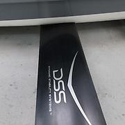Quillage du 6.50 DSS au chantier ISOTOP