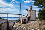 "Stunning images of the Abandoned political prison in Croatia <br /> <br /> Goli otok  meaning ""barren island""; is a barren, uninhabited island that was the site of a political prison in use when Croatia was part of Yugoslavia. The prison was in operation between 1949 and 1989. The island is located in the northern Adriatic Sea just off the coast of Primorje-Gorski Kotar County, Croatia with an area of approximately 4 square kilometers (1.54 square miles).<br /> <br /> Despite having long been an occasional grazing ground for local shepherds' flocks, the barren island was apparently never permanently settled other than during the 20th century. Throughout World War I, Austria-Hungary sent Russian prisoners of war from the Eastern Front to Goli otok.<br /> Goli otok seen from the mainland<br /> <br /> In 1949, the entire island was officially made into a high-security, top secret prison and labor camp run by the authorities of the Socialist Federal Republic of Yugoslavia, together with the nearby Sveti Grgur island, which held a similar camp for female prisoners. Until 1956, throughout the Informbiro period, it was used to incarcerate political prisoners. These included known and alleged Stalinists, but also other Communist Party of Yugoslavia members or even non-party citizens accused of exhibiting sympathy or leanings towards the Soviet Union. Many anticommunist (Serbian, Croatian, Macedonian, Albanian and other nationalists etc.) were also incarcerated on Goli otok. Non-political prisoners were also sent to the island to serve out simple criminal sentences and some of them were sentenced to death. A total of approximately 16,000 political prisoners served there, of which between 400 and 600 died on the island.<br /> <br /> The prison inmates were forced to labor (in a stone quarry, pottery and joinery), without regard to the weather conditions: in the summer the temperature would rise as high as 35 to 40 °C (95 to 104 °F), while in the winter they were subjected to the chilling bura wind and freezing temperatures. In"