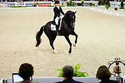 Mikaela Lindh - Skovlunds Mas Guapo<br /> FEI World Cup Finale Indoor Brabant 2012<br /> © DigiShots
