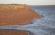 River Ore, Shingle Street, Suffolk, England