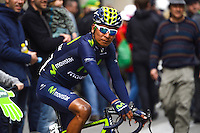 Quintana Rojas Nairo Alexander - Movistar - 29.04.2015 - Etape 2 - Tour de Romandie - Apples / Saint Imier<br /> Photo : Sirotti / Icon Sport<br />  *** Local Caption ***