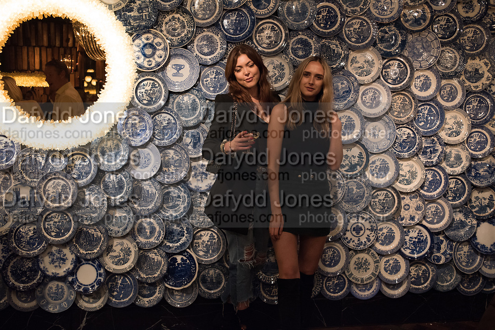 OCTAVIA HARDMAN; TILLY WILLIAMS, Timothy Oulton Flagship Gallery Grand Opening, Timothy Oulton Bluebird, 350 King's Rd. Chelsea, London.  19 September 2018