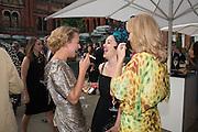 MARTHA SITWELL; KIM MURDOCK; BEATA LEHODKA, V & A Summer party. South Kensington. London. 22 June 2016