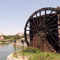Hama - Water Wheels - Syria