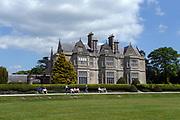 Muckross House and Gardens Killarney County Kerry Ireland.<br /> Photo Don MacMonagle