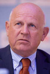 President of OKS Janez Kocijancic at Meeting of OKS in Grand hotel Union, on March 23, 2009, Ljubljana, Slovenia. (Photo by Vid Ponikvar / Sportida)