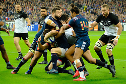 November 11, 2017 - Saint Denis, Seine Saint Denis, France - French team Wing TEDDY THOMAS in action during the friendly match between France and New Zealand at the Stade de France - St Denis - France.New Zealand beats France 38-18 (Credit Image: © Pierre Stevenin via ZUMA Wire)