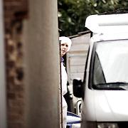 Schietpartij Hilvertsweg 17 Hilversum, KLPD politieagent Frans Nijhoff pleegt zelfmoord na doodschieten vrouw en kinderen.technische recherche, rechercheur, drama