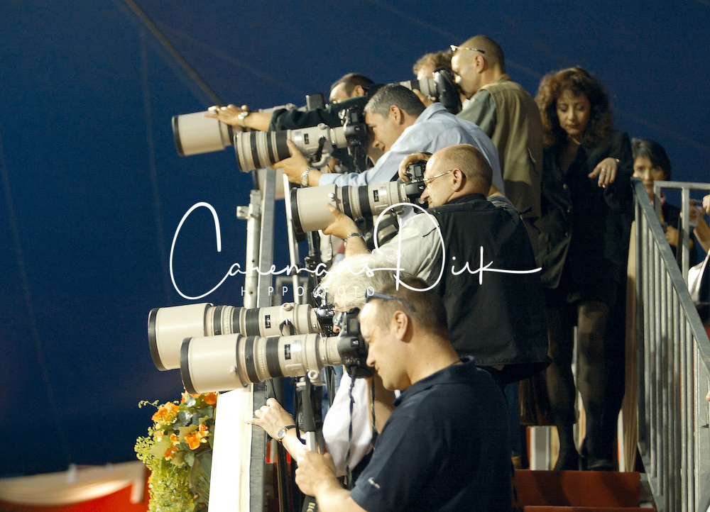 Photographers<br /> CSI-A Monaco 2002<br /> Photo © Dirk Caremans