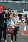 13/09/2015  Niall Breslin, Bessie at the official opening of Hector's the body works  a gym in Galway city with Coleen and Ollie Houlihan .<br /> Photo:Andrew Downes, xposure<br /> <br /> <br /> The Body Works Galway is Galway's newest fitness studio. We are located adjacent to Parkmore in Briarhill Business park about a seven minute walk from the Parkmore Industrial Estate and Briarhill Shopping Centre.<br /> <br /> The fitness studio consists of a spinning studio at ground floor and a fitness studio at first floor where we provide classes in Kettlebells, Pilates, Yoga,TRX, Body Pump and Circuits . We have 16 spinning bikes (cardio machines) in our spinning studio.