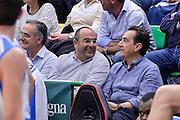 DESCRIZIONE : Beko Legabasket Serie A 2015- 2016 Dinamo Banco di Sardegna Sassari - Pasta Reggia Juve Caserta<br /> GIOCATORE : Massimo Deiana Assessore Trasporti Sardegna<br /> CATEGORIA : Tifosi Pubblico Spettatori VIP<br /> SQUADRA : Dinamo Banco di Sardegna Sassari<br /> EVENTO : Beko Legabasket Serie A 2015-2016<br /> GARA : Dinamo Banco di Sardegna Sassari - Pasta Reggia Juve Caserta<br /> DATA : 03/04/2016<br /> SPORT : Pallacanestro <br /> AUTORE : Agenzia Ciamillo-Castoria/L.Canu