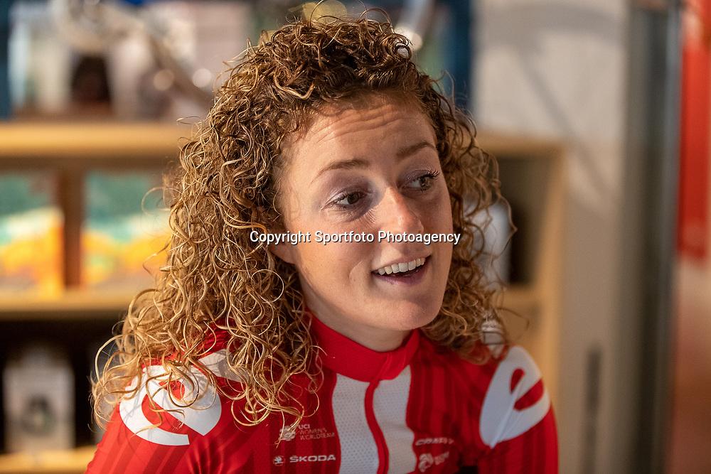10-12-2019: Wielrennen: Teampresentatie Sunweb: Amsterdam<br />Floortje Mackay