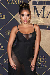 Recording artist Inas X at The 2017 MAXIM Hot 100 Party, produced by Karma International, held at the Hollywood Palladium in celebration of MAXIM's Hot 100 List on June 24, 2017 in Los Angeles, CA, USA (Photo by JC Olivera) *** Please Use Credit from Credit Field ***
