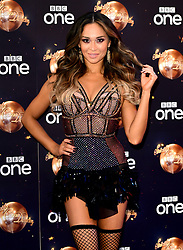 Katya Jones at the launch of Strictly Come Dancing 2018 held at The Broadcasting House, London.
