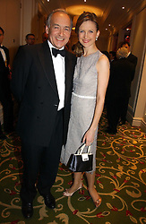 News readers ALISTAIR STEWART and KATIE DERHAM at the Costa Book Awards 2006 held at The Grosvenor House Hotel, Park Lane, London W1 on 7th February 2007.<br /><br />NON EXCLUSIVE - WORLD RIGHTS
