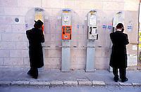 Israel - Jerusalem - Quartier Mea She'Arim
