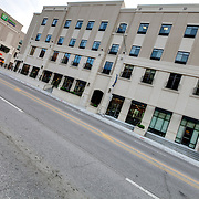 39 Rainbow buildings recently completed on Rainbow Boulevard in Kansas City, Kansas, across from KU Medical Center. Built by Crossland Construction and to be managed by Lane 4 Property Group.