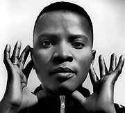 Angelique Kidjo London Photosession 1997