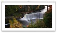 Tahquamenon Falls, Upper Peninsula, Michigan, USA