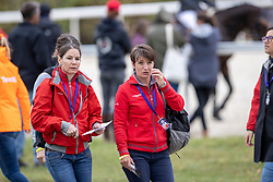 Niklaas Nadine, SUI<br /> FEI EventingEuropean Championship <br /> Avenches 2021<br /> © Hippo Foto - Dirk Caremans<br />  26/09/2021