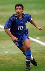 June 19, 1994 - 940619 Diego Maradona, Argentina .© Bildbyran - © 7 (Credit Image: © Bildbyran via ZUMA Press)